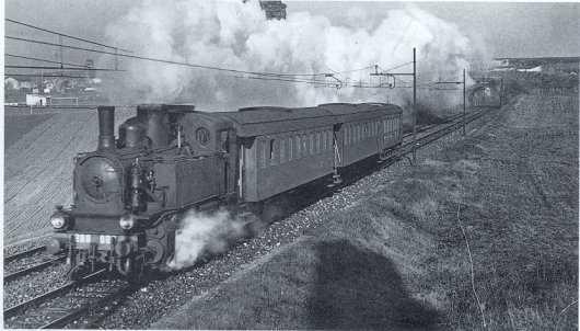 locomotiva a vapore gr 880
