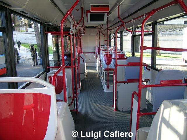 Bus Metano