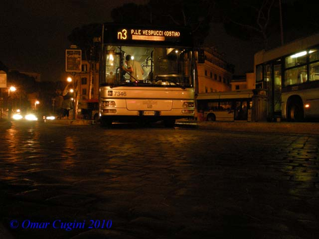 Piazza Venezia,vettura 7346